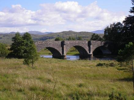 Shiel Bridge