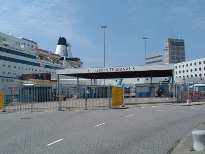 Felison Terminal in Amsterdam