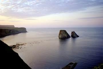 Atlantik bei John o'Groats