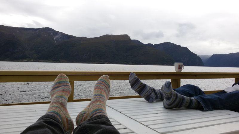 Urlaub am Fjord
