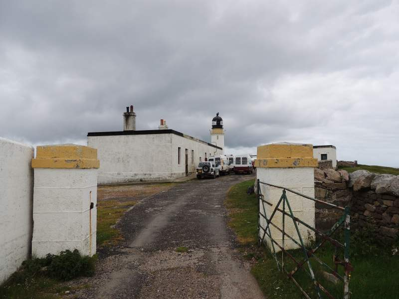 Leuchtturm Cape Wrath