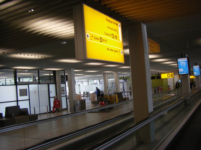 Schiphol/Amsterdam Airport
