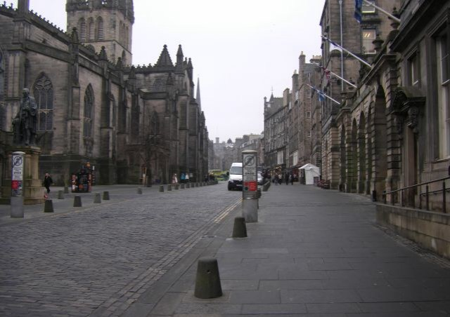 Highstreet Edinburgh