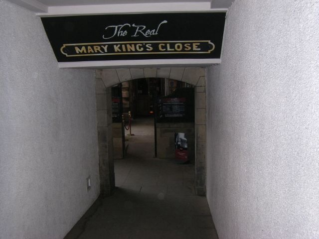 Mary King's Close