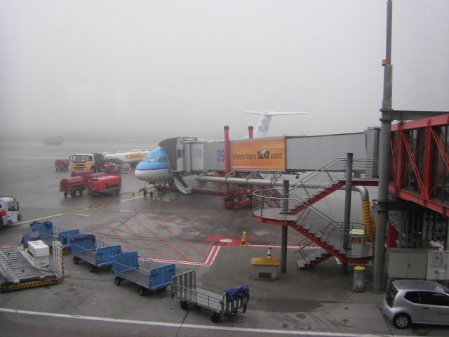 Abflug Hamburg